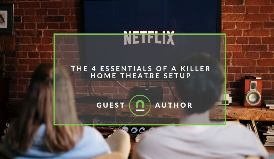 Setting up a home theatre environment