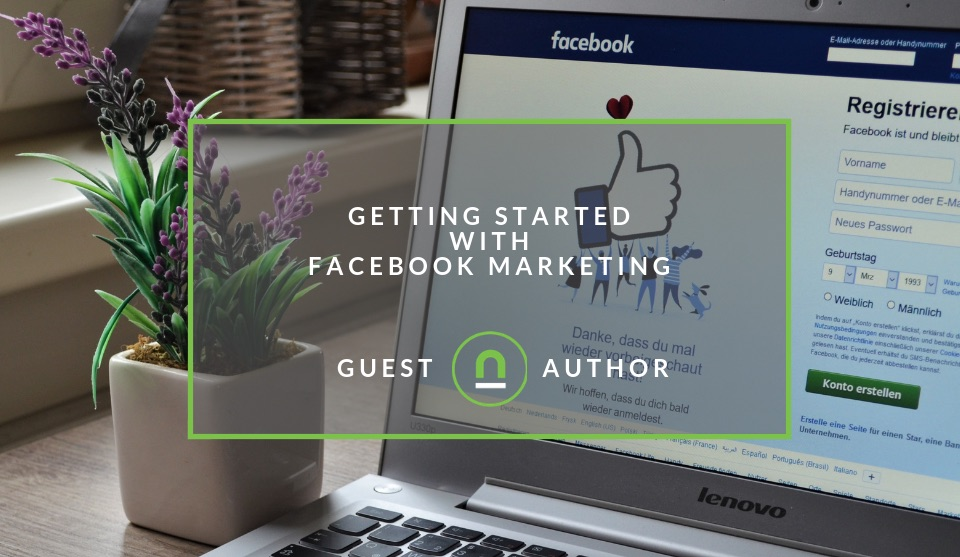 A beginners overview of Facebook Marketing
