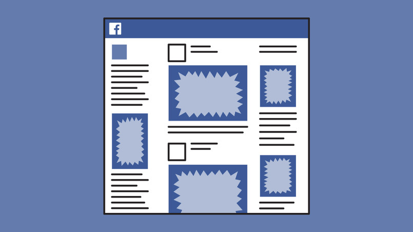 Facebook to cut down on accidental clicks