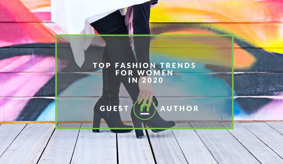 Womans fashion trends in 2020