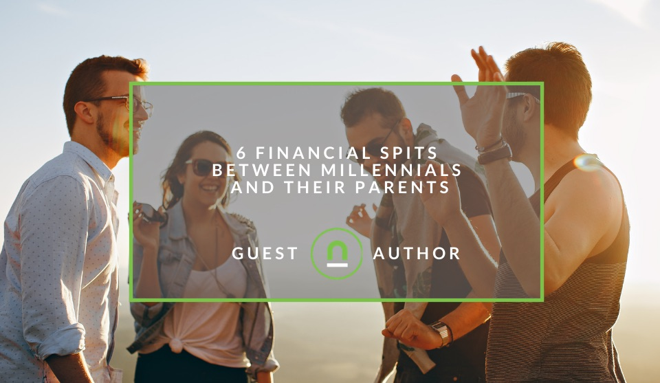 Millennials financial habits