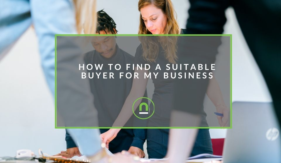 Finding a buyer for your business