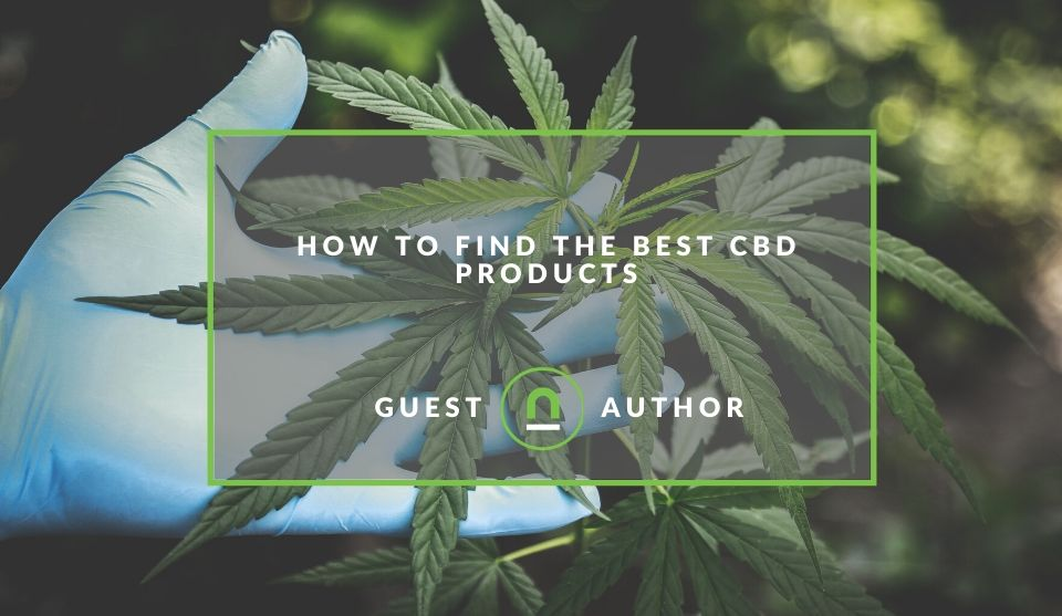 review CBD products
