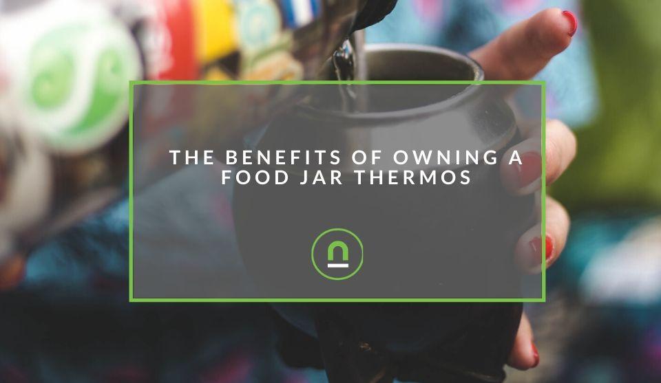 Thermos Food Jar Benefits