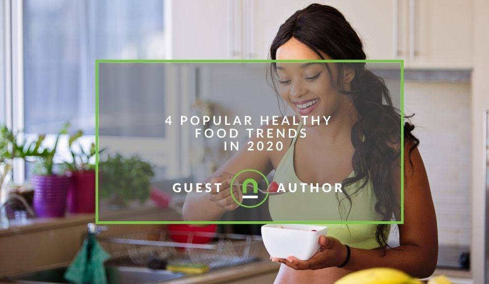 Trending foods in 2020