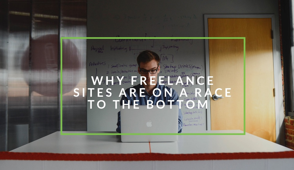 Why freelance sites are failing