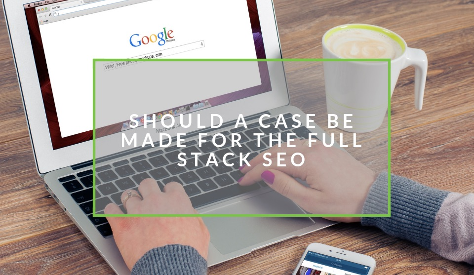 Full stack SEO