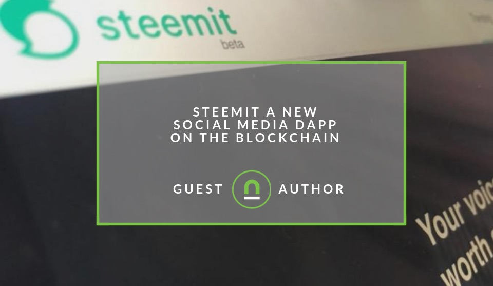 Get started with steemit