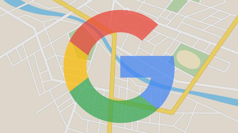 Google Maps Gets a face lift