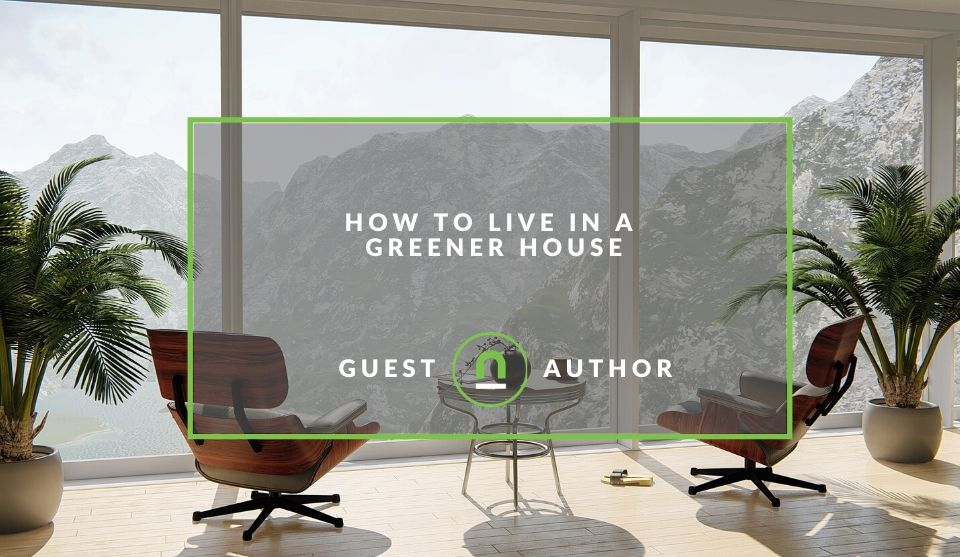 Renovate home to be greener