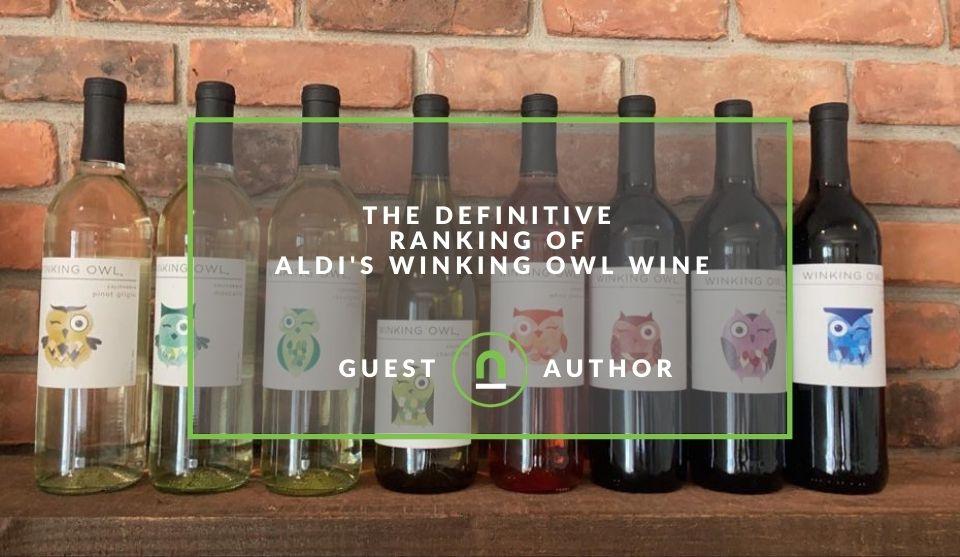 Winking owl wine guide