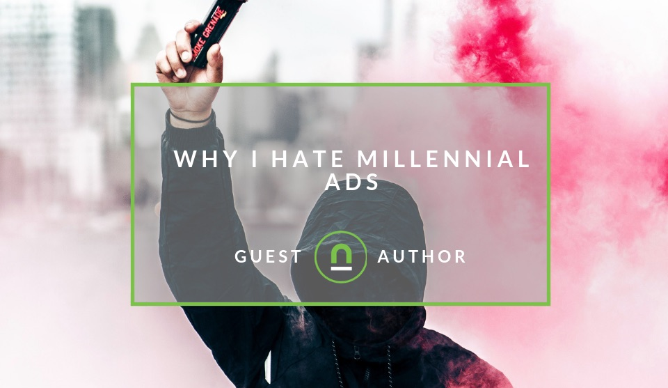 Why Millennial ads fail