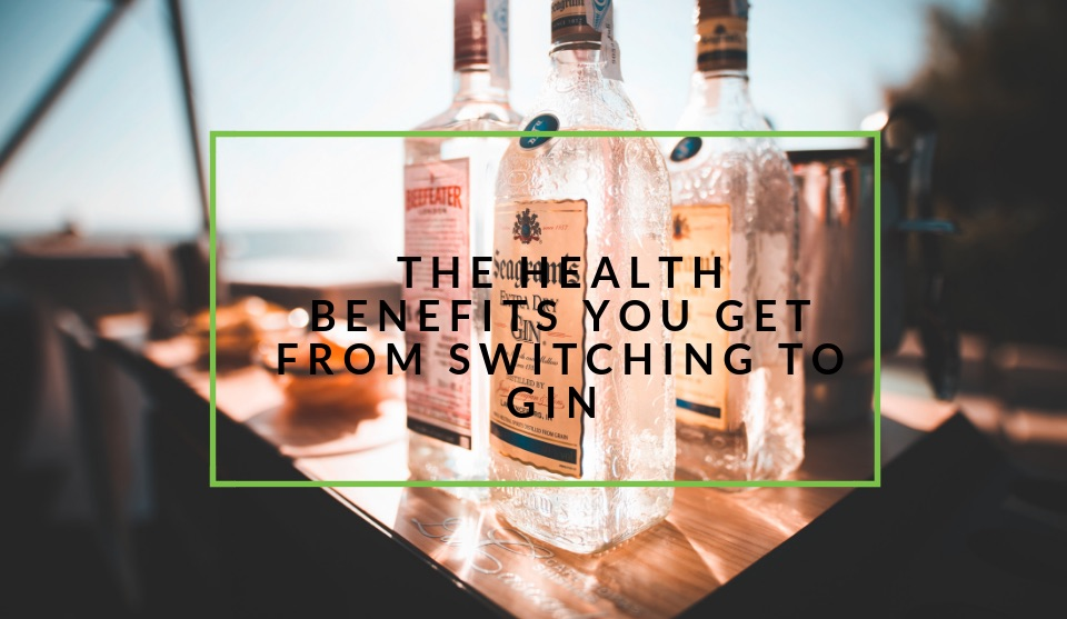 Health Benefits from drinking gin