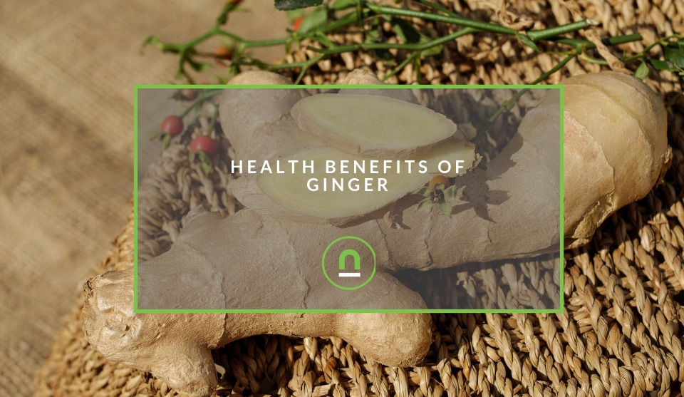 How ginger can improve your health