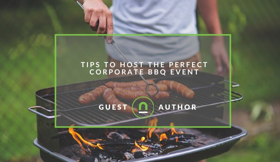 Corporate cook out ideas