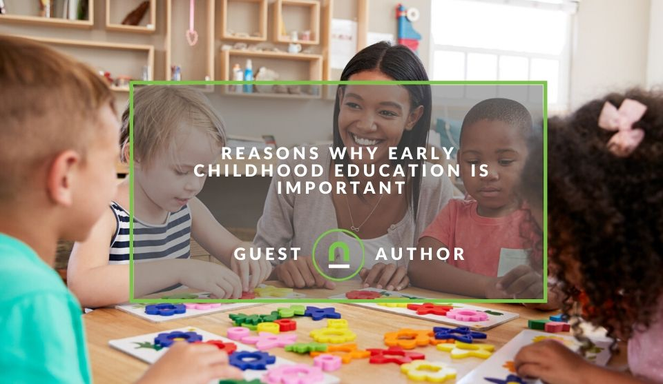 early childhood education benefits