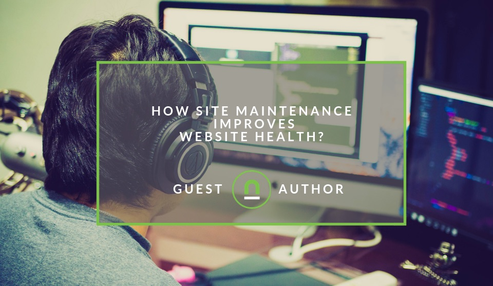 Website performance improves with site Maintenance
