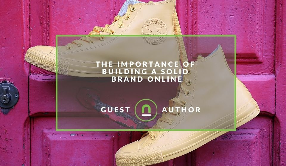 Building brand online