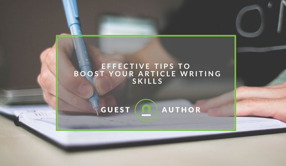 Article writing improvement tips
