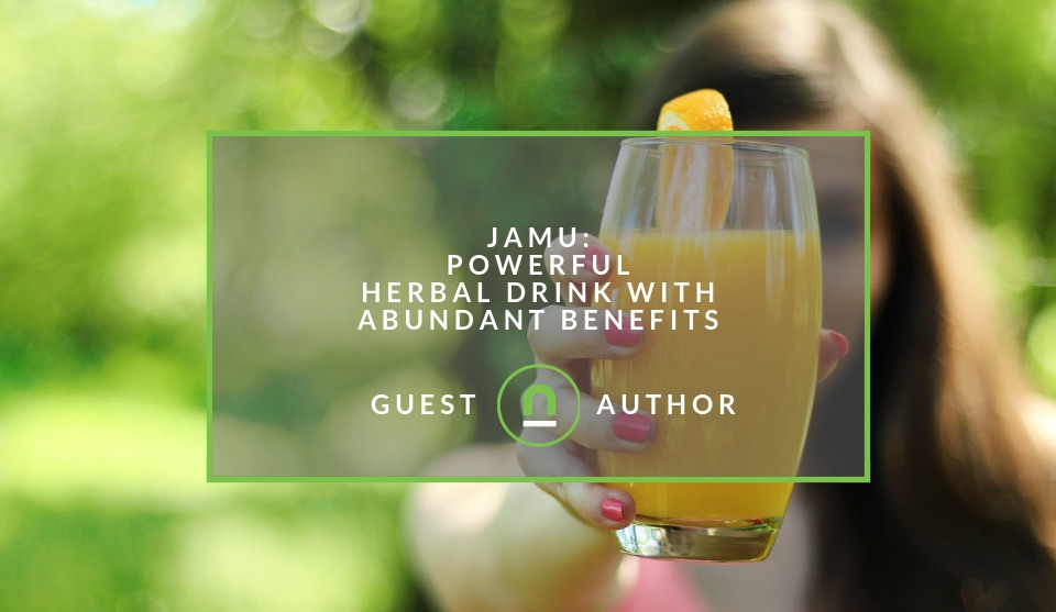 4 Jamu recipes to try
