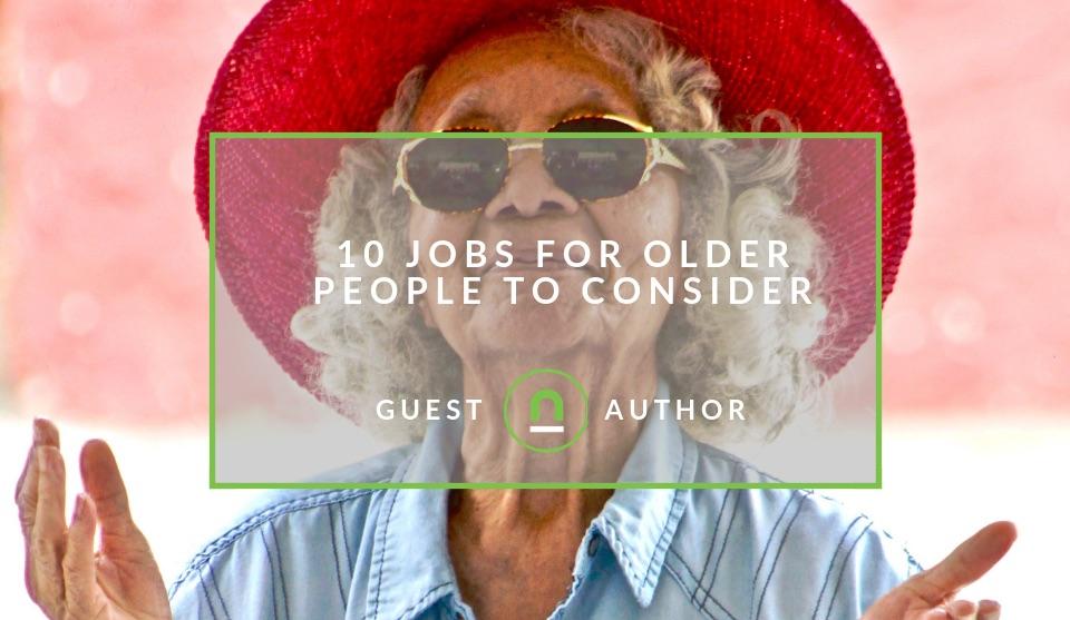 jobs for senior citizens