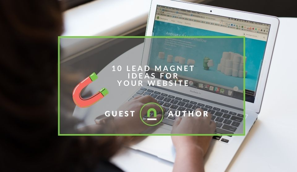 lead magnet ideas for your site