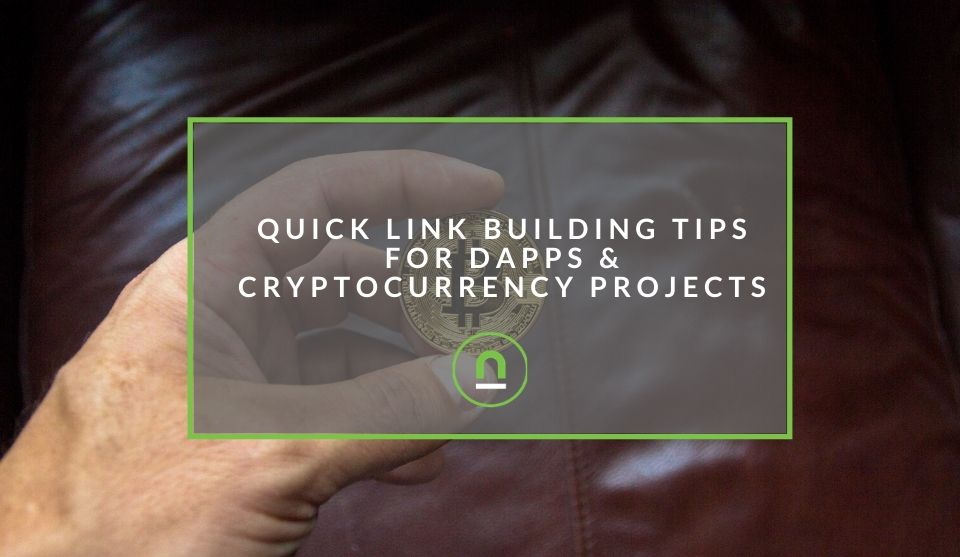 Building links for dapps