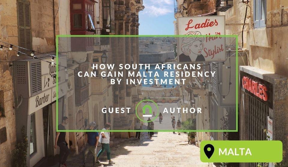 How to get Malta Residency By Investment