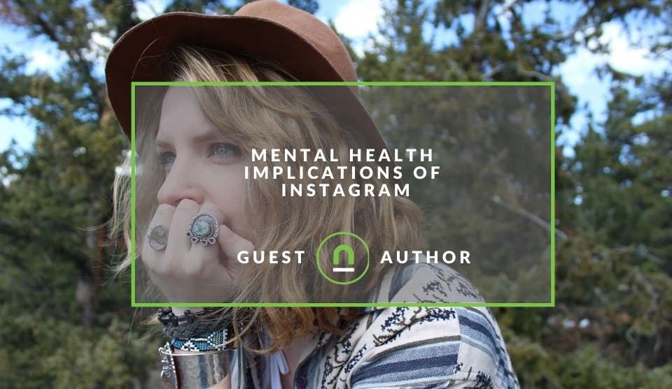 Mental Health Complications of Instagram use