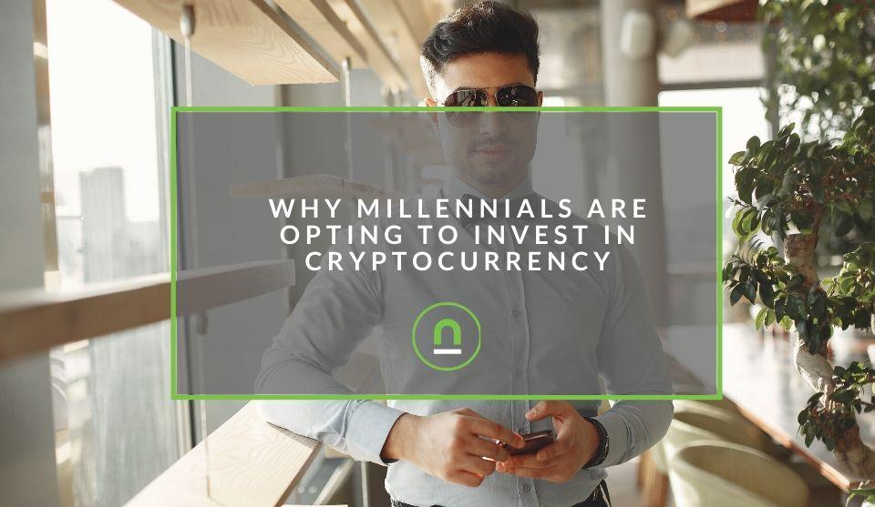 Millennials prefer crypto