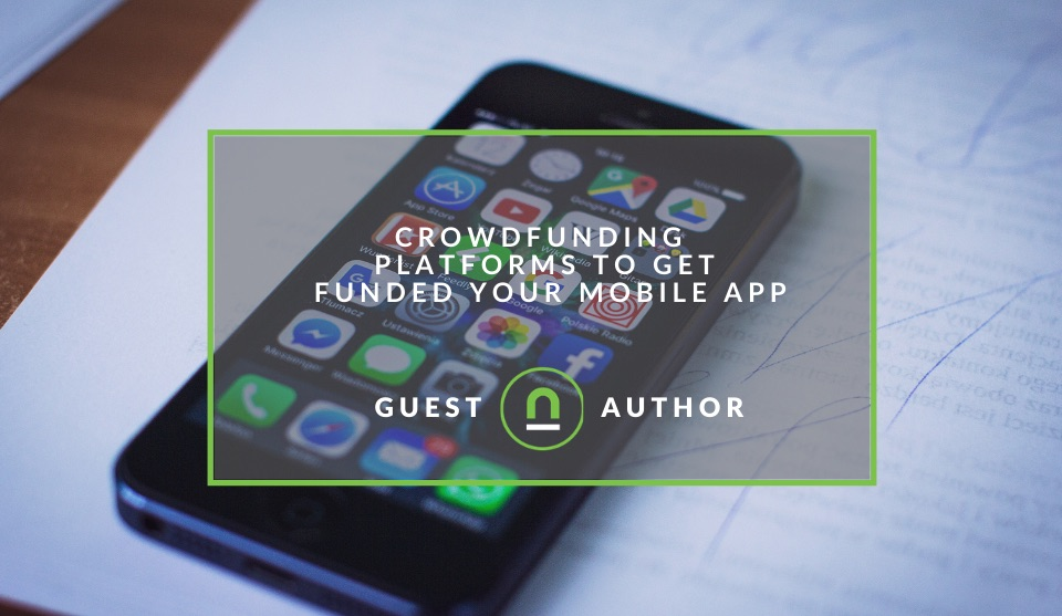 ways to crowd fund your mobile app