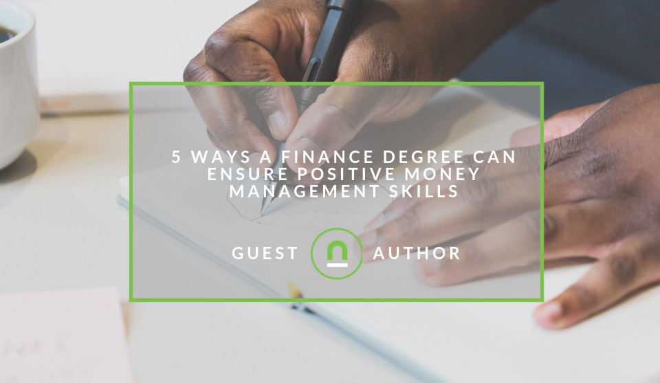 Money Management Skills Finance Degree