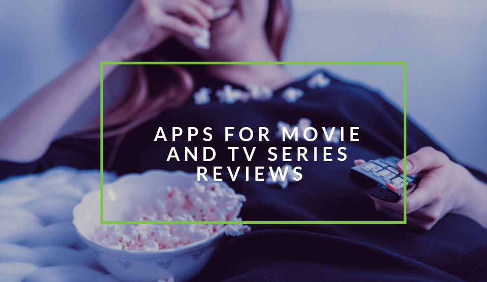 Smartphone apps for movie reviews