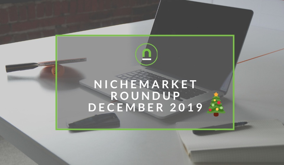 nichemarket performance summary december 2019
