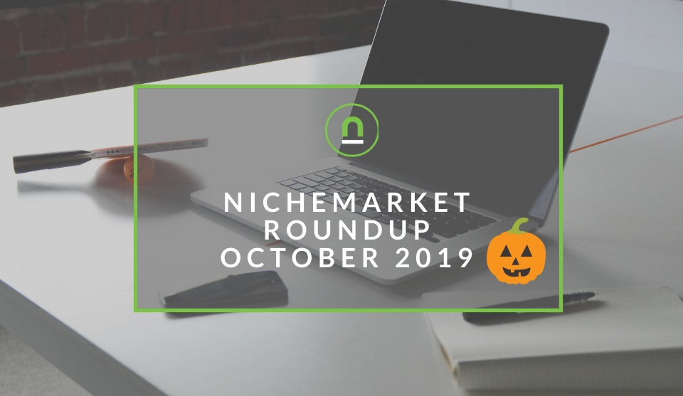 Performance recap of October 2019