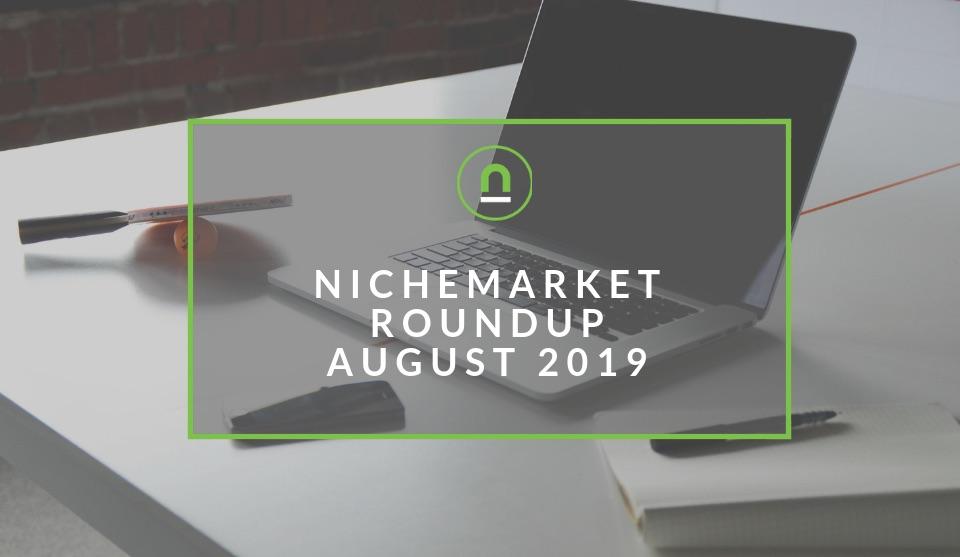 nichemarket summary August 2019
