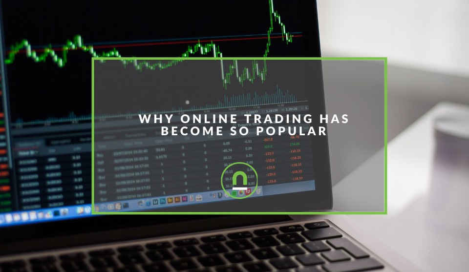 The popularity of online trading