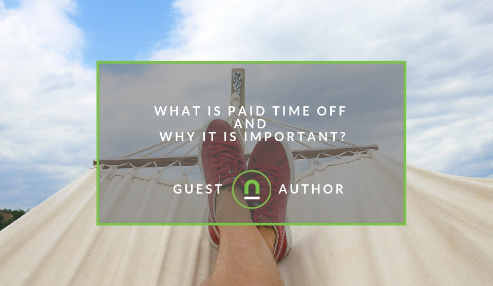 The importance of time off