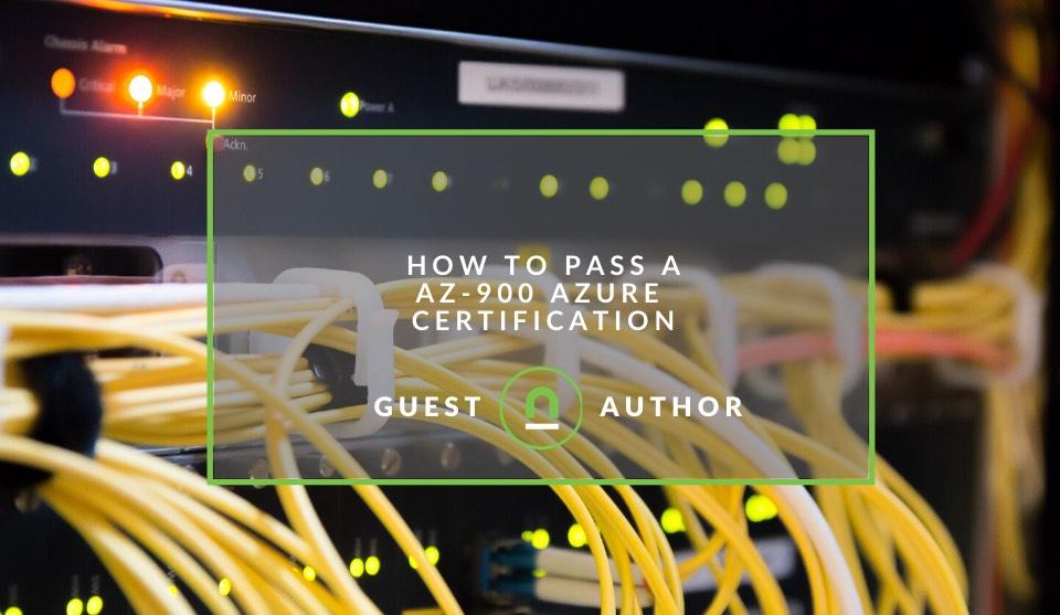 Tips for passing AZ-900 certification