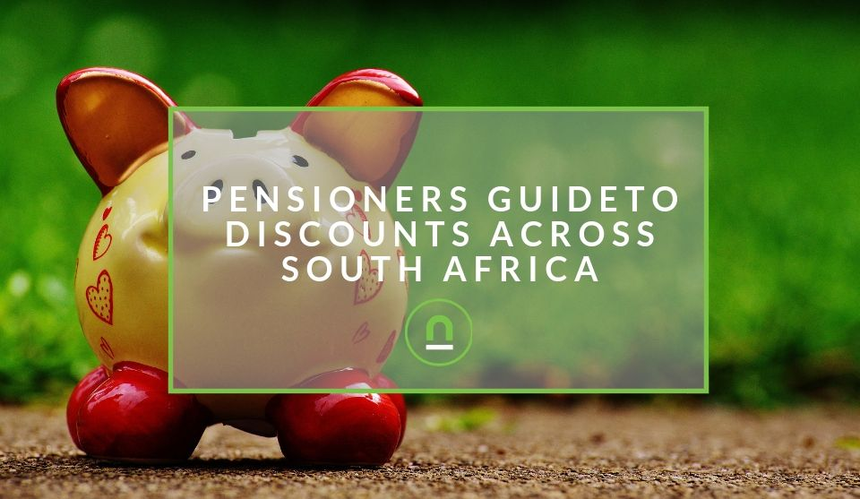 pensioners discounts in south africa