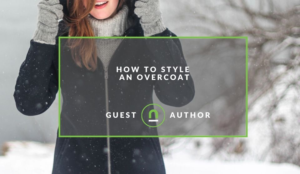 Selecting and styling an overcoat