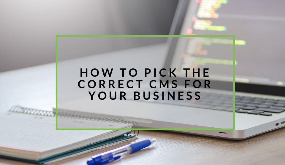 How to pick a CMS
