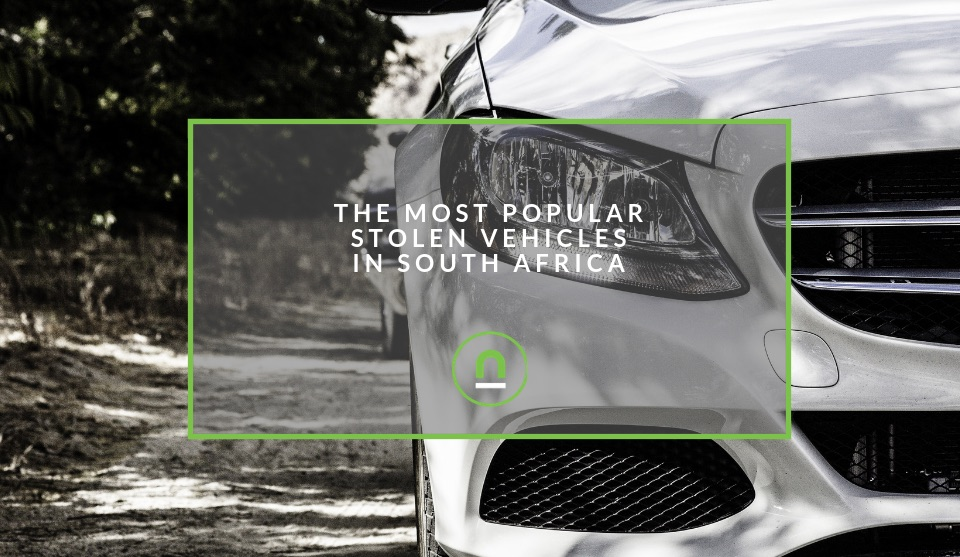 Most popular stolen cars in South Africa