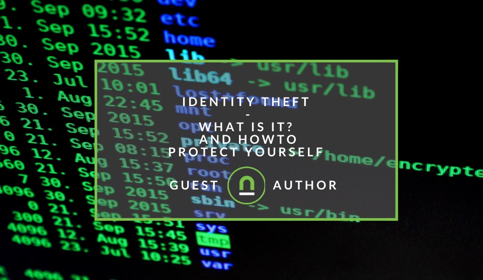 Protection against digital identity theft