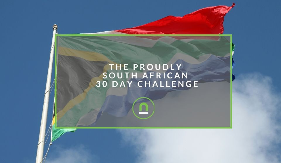 Proudly South African Challenge
