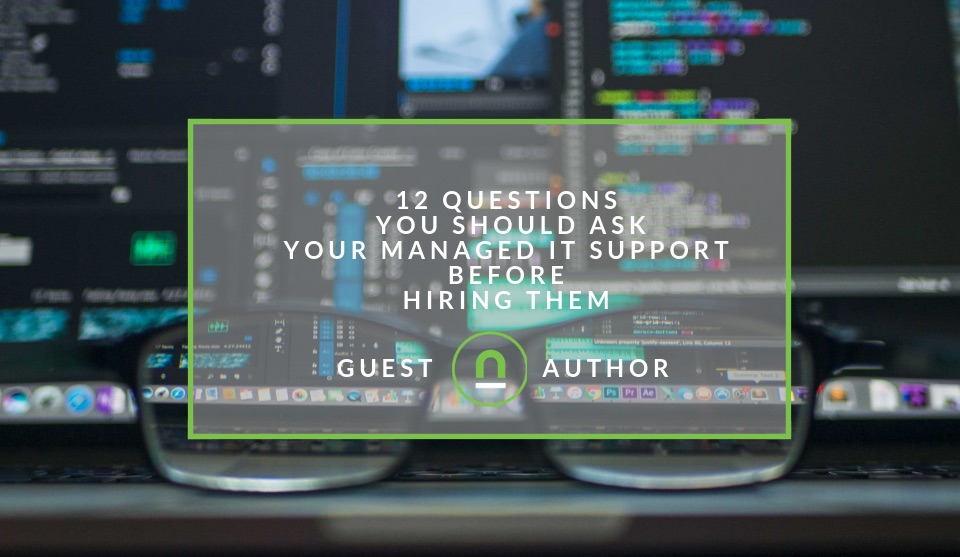 Interview questions for IT support companies