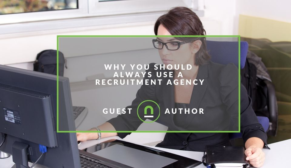 Reasons to use a recruitment agency