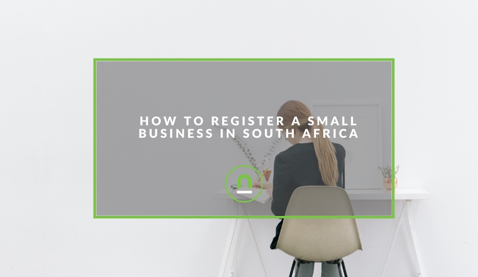 How to register a South African small business