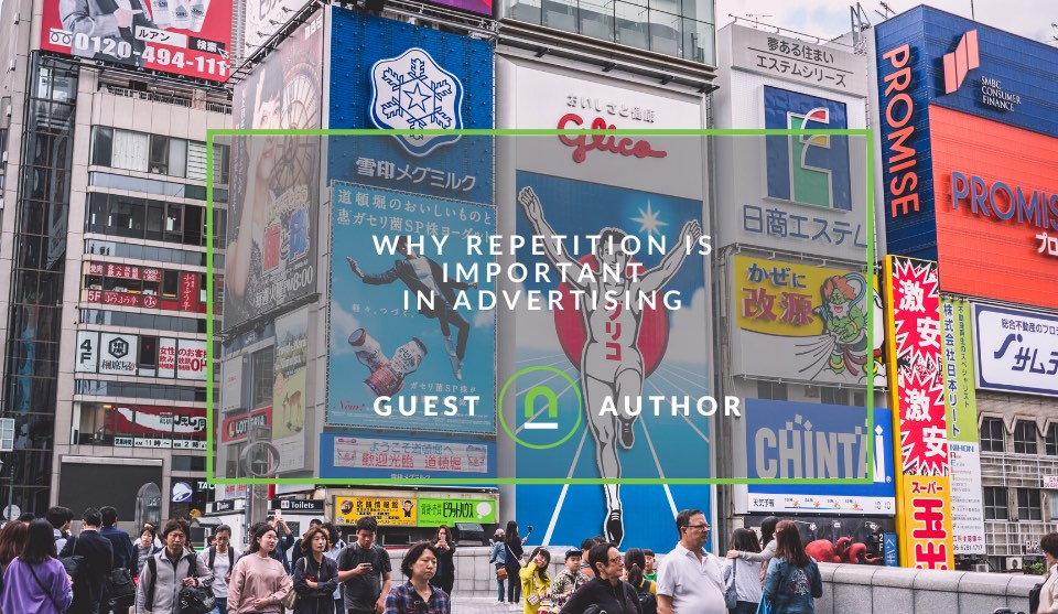 How to leverage repetition in advertising