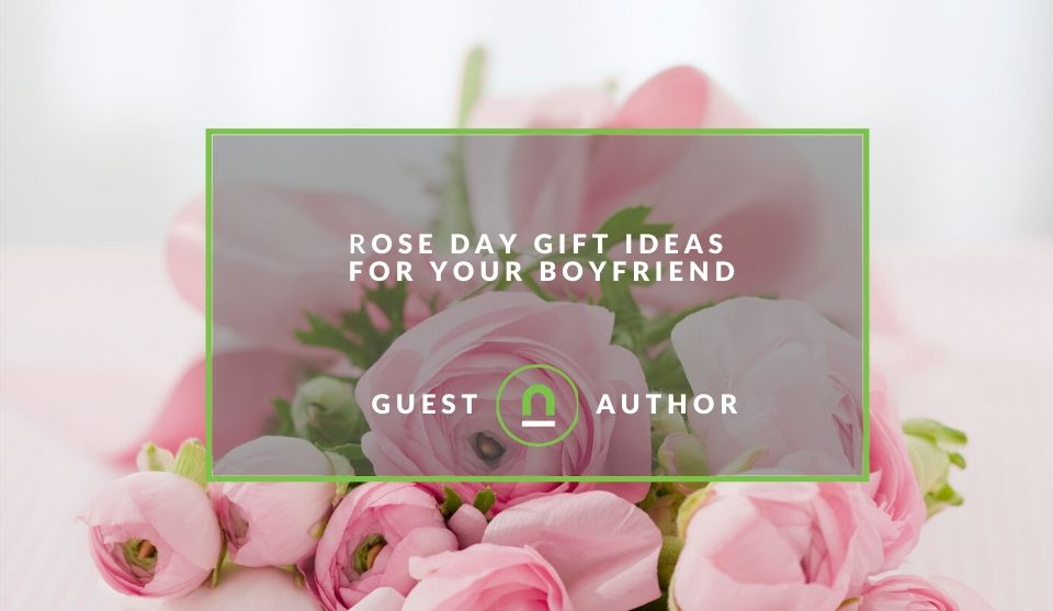 Rose Day Gift Ideas for him